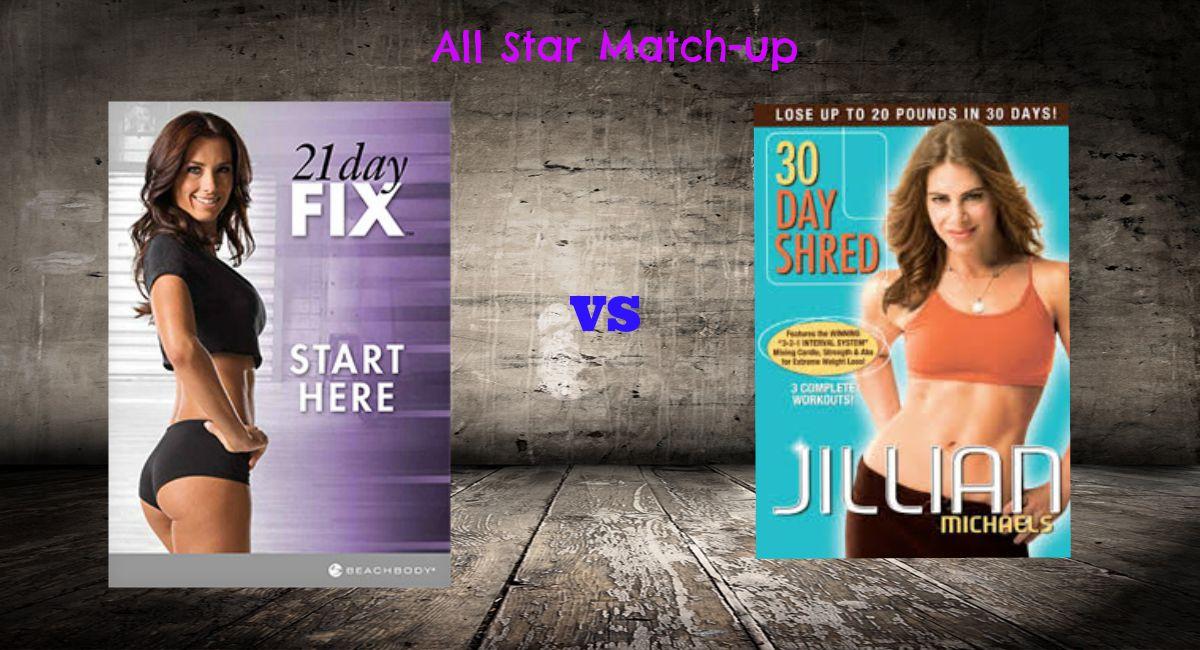 Autumn vs Jillian | Journey to Health  Autumn vs Jilli...